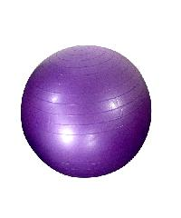 FORTEM ลูกบอลโยคะ  ARK-AB-55PP สีม่วง