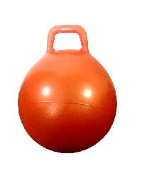 FORTEM ลูกบอลโยคะแบบมีที่จับ ขนาด 45ซม.  ARK-HPB-3#45OR สีส้ม