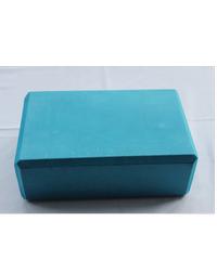 บล็อกโยคะ ขนาด 22x15x7.6ซม PDBLOCKBL  .สีฟ้า