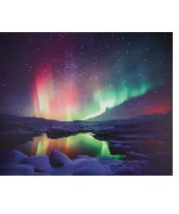 NICE รูปภาพพิมพ์ผ้าใบ  94x76 ซม. (ก.xส.)   Aurora C9476-1