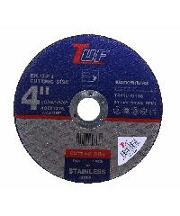 TUF แผ่นตัดเสตนเลส 4 นิ้ว T41-107X1X16  4
