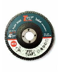 TUF ใบเจียร์ผ้าทรายซ้อนหลังแข็ง T27-100x16x40P