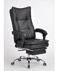 SMITH เก้าอี้พักผ่อน ขนาด 66x65x116 cm ANNE BLACK ดำ