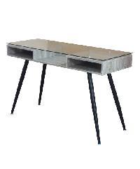 Pulito โต๊ะทำงาน LUGNER  สีดำ