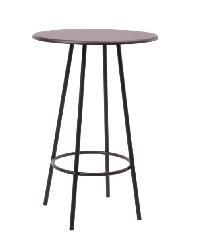 Pulito โต๊ะบาร์ BRYON BLACK สีดำ