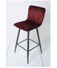 Pulito เก้าอี้บาร์ MONTAGE HIGH RED สีแดง