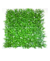 Tree O ต้นไม้เทียมติดผนัง  ขนาด 50×50×3 ซม.  MZ188048A สีเขียว