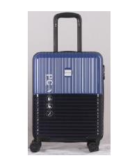 WETZLARS  กระเป๋าเดินทาง PC  ขนาด 24  A-9623BL-2  สีน้ำเงิน