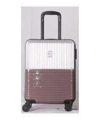 WETZLARS  กระเป๋าเดินทาง PC ขนาด 20  สีเงิน A-9623S-1