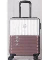 WETZLARS  กระเป๋าเดินทาง PC ขนาด 24  สีเงิน A-9623S-2