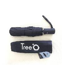 Tree O ร่มเปิดอัตโนมัติ HH-3053B สีดำ