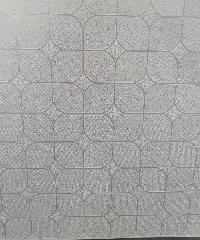 Lisse ฝ้ายิปซัม ทีบาร์ 60x60  (10แผ่น/กล่อง) เงินมีโชค (ซิลเวอร์)