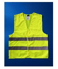 Protx เสื้อจราจรสะท้อนแสง   Z0022-H1XL ขนาด XL  สีเหลือง