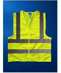 Protx เสื้อจราจรสะท้อนแสง Z0010-H1XL ขนาด XL  สีเหลือง  สีเหลือง