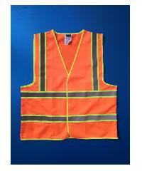 Protx เสื้อจราจรสะท้อนแสง  Z0024-J1XL ขนาด XL สีส้ม  สีส้ม