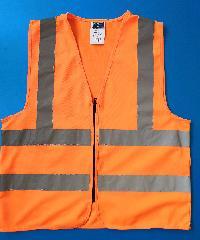 Protx เสื้อจราจรสะท้อนแสง  Z0008-H2XXL ขนาด XXL   สีส้ม