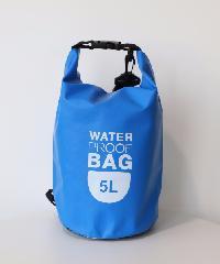 WETZLARS กระเป๋ากันน้ำ 5 ลิตร ZYU020-BU สีฟ้ำ
