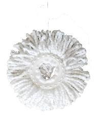 ICLEAN อะไหล่ผ้าไมโครไฟเบอร์ EYS001-WH สีขาว