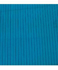 Wellingtan โพลีคาร์บอเนต ขนาด  1.22m.x2.44m.x6mm. GGXW002-LTBU สีฟ้า