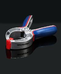 """WORKPRO แคลมป์จับชิ้นงาน 1-1/2""""(40mm) สปริงอลูมิเนียม W032014"""