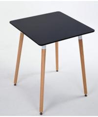 Delicato โต๊ะกาแฟทรงเหลี่ยม  80X75CM    M1001  สีดำ