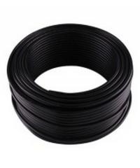 SYIIA สายไฟ 60227  IEC01 THW 1x4 Sq.mm.30m. สีดำ