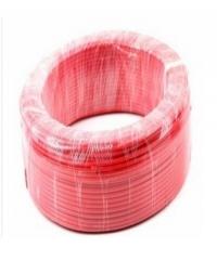 SYLLA สายไฟ 60227 IEC01 T  THW 1x4 Sq.mm.100m. สีแดง