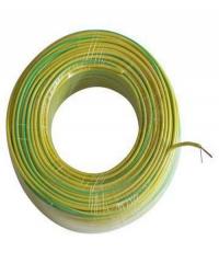 SYLLA สายไฟ 1x1.5 Sq.mm.30m.สีเขียวแถบเหลือง 60227 IEC01 THW