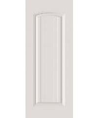 HOLZTUR ประตู HDF บานทึบฟักเต็มบาน 80x200ซม.  HDF-S05 สีขาว