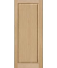HOLZTUR ประตูเอ็นจิเนียร์ บานทึบ ฟักเต็มบาน  80x200ซม.  ENR-001-05S สีไวท์โอ๊ค