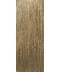 HOLZTUR ประตูปิดผิวพีวีซี บานทึบเรียบ  80x200ซม.  PVC-F01-GC18 สีโอ๊ค