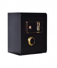 Haritage ตู้เซฟสแกนลายนิ้วมือ HARITAGE ขนาด36x31x40ซม.  BGX-40/ZW-BK สีดำ