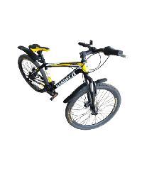 MASDECO จักรยาน MTB 7 speed 26 สีเหลือง