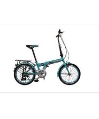 MASDECO จักรยานแบบพับ 20นิ้ว 6 speed  GMT-2001-mint