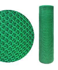 POLLO ตาข่ายพลาสติกหกเหลี่ยม 17มิล 30x0.9ม  PQS-AY029-G สีเขียว