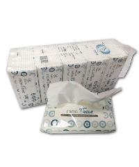 KLEARA กระดาษเช็ดหน้า (5 กล่อง/แพ็ค) 3ชั้น 130 แผ่น/กล่อง T8