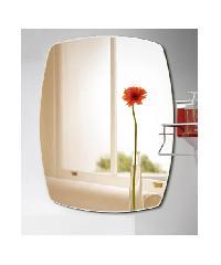 NICE กระจกเงาทรงเหลี่ยม ขนาด 45x60ซม. PQS-XS6045G