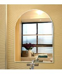 NICE กระจกเงาทรงเหลี่ยม ขนาด 45x60ซม. PQS-XS6045H