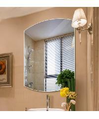 NICE กระจกเงาทรงเหลี่ยม ขนาด 45x60ซม. PQS-XS6045J