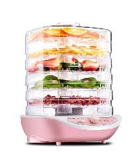 CLOSE เครื่องอบอาหารแห้ง ขนาด 22x24.5x26 ซม. RB-1 Pink  สีชมพู