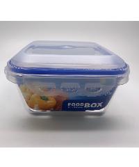 GOME กล่องถนอมอาหาร 900ML. 15.4x15.4x8.1 ซม. EL011