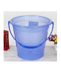 GOME ถังพลาสติก  KJB024-BU 11L.  สีน้ำเงิน