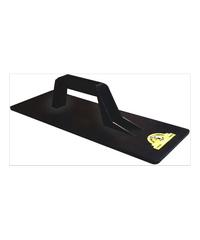 ตราช้างยืน เกียง PVC  (โหล) สีดำ