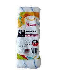 HUMMER อะไหล่-ลูกกลิ้งทาสี DTPTA1130 4นิ้ว (แพ๊ค 5ชิ้น) สีขาว