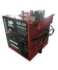 BISON เครื่องดัดเหล็ก RB25 สีแดง