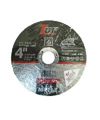 TUF แผ่นตัดเหล็ก 4นิ้ว 100X2.5X16mm T411000216 100X2.5X16mm T411000216