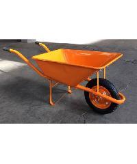 TUF รถเข็นปูน-ล้อเดี่ยว WB2203 สีส้ม