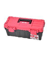 HUMMER กล่องเครื่องมือพลาสติก 13นิ้ว สีแดง-ดำ GLB320130 สีแดง