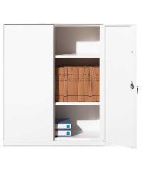 Haritage ตู้เอกสาร 2 บานเปิด ขนาด 40x90x101.6 cm. ZY-001  สีขาว