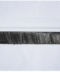 BIGROW เส้นกันแมลง PVC แถบขนแปรง รุ่น 6101 80cm. สีขาว - สีขาว
